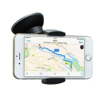 Стойка за кола Just Mobile Xtand Go Deluxe за смартфони до 7.3 см. ширина  image