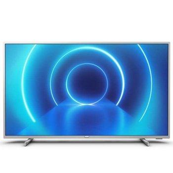 "Телевизор Philips 50PUS7555/12, 50"" (127.0 cm) LED 4K UHD Smart TV, HDR, DVB-T2/C/S2, Wi-Fi, LAN, 3x HDMI, 2x USB, енергиен клас G image"