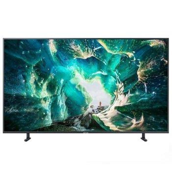 "Телевизор Samsung UE65RU8002UXXH, 65"" (165.1 cm) LED Smart TV, 4K/Ultra HD, DVB-T2/C/S2, Wi-Fi, LAN, HDMI, 2x USB  image"