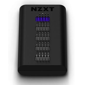 USB Хъб NZXT Internal USB Hub 3 (AC-IUSBH-M3), 1x SATA, 4x USB 2.0, черен image