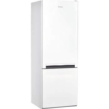 Хладилник с фризер Indesit LI6S1EW, клас F, 272л. общ обем, свободностоящ, 269 kWh/годишно, бял image