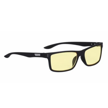Геймърски очила GUNNAR Vertex Onyx, Amber image
