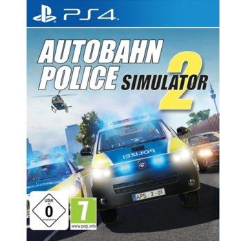 Игра за конзола Autobahn – Police Simulator 2, за PS4 image