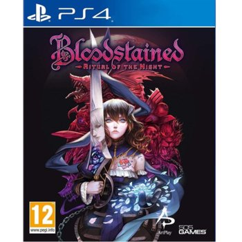 Bloodstained: Ritual of the Night PS4 product