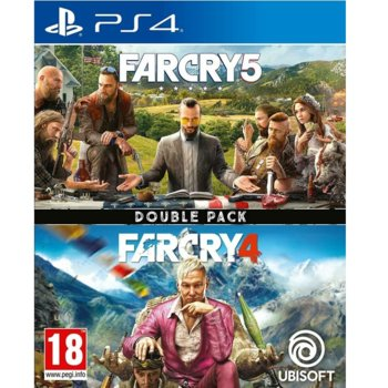 GCONGFARCRY5AND4PS4