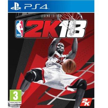 NBA 2K18 Shaq Legend Edition product