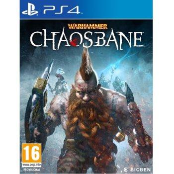 Игра за конзола Warhammer: Chaosbane, за PS4 image