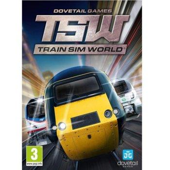 Train Sim World PC product