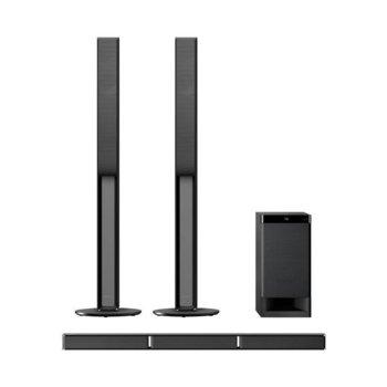 Soundbar система за домашно кино Sony HTRT4, 5.1, HDMI, USB, 600W image