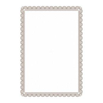Дизайн хартия Top Office White MP002, 100 g/m2, 10 листа image