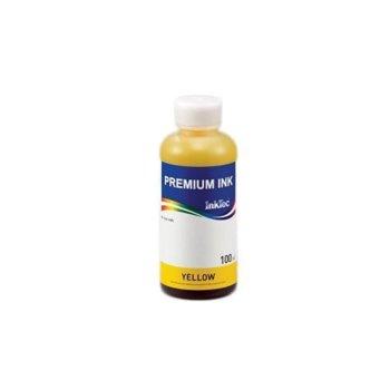 Тонер бутилка за Canon PGI-1200/1300/1400/1500/2500/MB2020/5020/5070/iB4020, Yellow, InkTec 8803663010490, Неоригинален, заб: 100 g image
