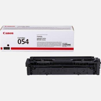 Тонер касета за Canon LBP62x series, MF64x series, Black, - CRG-054 BK - Canon - Заб.: 1200 k image