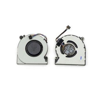 Вентилатор за лаптоп HP съвместим с Elitebook 720, G1 820, G1 820, G2 image