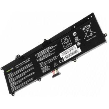Батерия (заместител) за Лаптоп Asus VivoBook S200E/X201E/X202E, 7.4V, 5136 mAh image