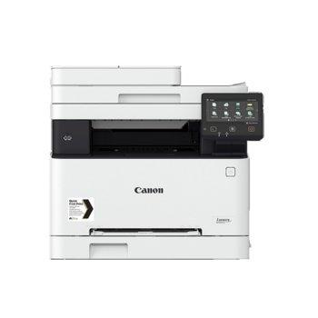 Мултифункционално лазерно устройство Canon i-SENSYS MF645Cx, принтер/копир/скенер/факс, 600 x 600 dpi, 21 стр./мин, LAN, Wi-Fi, USB, A4 image