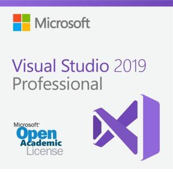 Софтуер Visual Studio 2019 Professional Open Business image