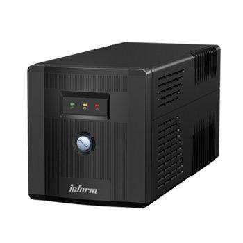 UPS Inform Guardian 1000AP, 1KVA/AVR, Line Interactive image