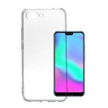 Калъф за Huawei Honor 20 Lite, термополиуретанов, 4Smarts Invisible Slim 492969, прозрачен image