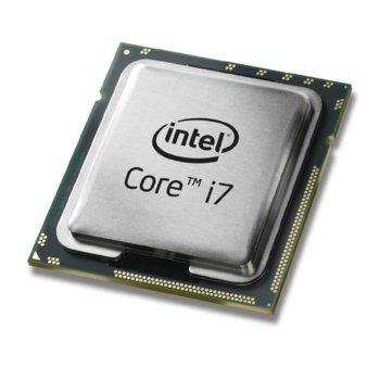 Процесор Intel Core i7-8700 Coffee Lake, шестядрен (3.20GHz/4.60GHz, 12MB Cache, 350MHz-1.20GHz GPU, LGA1151), Tray image