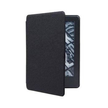 """Калъф за електронна книга с подарък протектор за екрани и стилус, за Kindle Paperwhite 6"""" (15.24 cm), черен image"""