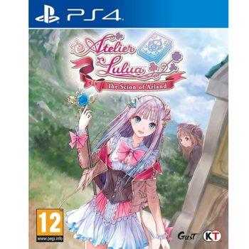 Игра за конзола Atelier Lulua: The Scion of Arland, за PS4 image