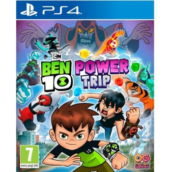 Игра за конзола Ben 10: Power Trip!, за PS4 image