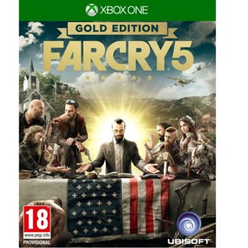 Far Cry 5 Gold product