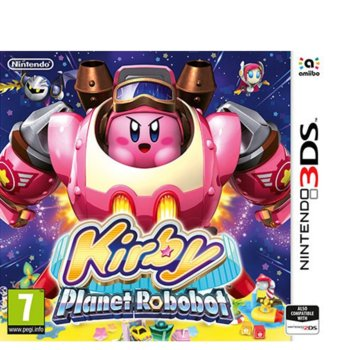 Kirby: Planet Robobot product