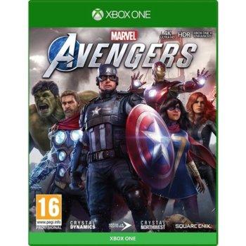 Игра за конзола Marvel's Avengers, за Xbox One image