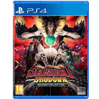 Samurai Shodown: Neogeo Collection PS4 product