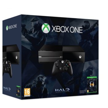 Xbox One Halo: The Master Chief Collection Bundle product