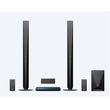 Soundbar система за домашно кино Sony BDV-E4100 BDV, 5.1 канална, Bluetooth, 1000W image