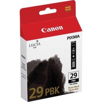 ГЛАВА ЗА Canon PIXMA PRO-1 - Photo Black - 4869B001AA P№ PGI-29, зак: 111к image