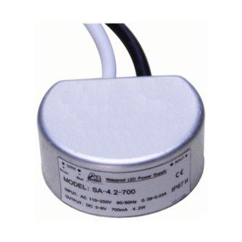 LED захранване ORAX SV-5-12, 5W, 12V DC, 0.42A image