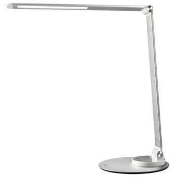 LED лампа TaoTronics DL066, 10W, 550lm, настолна, 3 режима на осветление, 6 нива на яркост, 1x USB-A порт, сребриста image