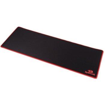Подложка за мишка Redragon Suzaku P003-BK, гейминг, черна, 800 x 300 x 3mm image