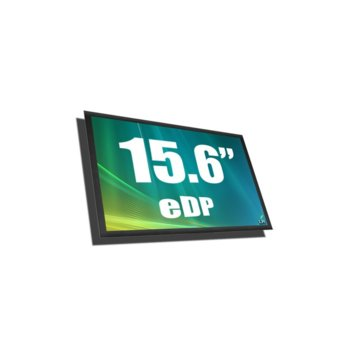 """Матрица за лаптоп AU Optronics B156HAB01.0, 15.6"""" (39.60cm) Full HD 1920:1080 pix., с тъч, гланцирана image"""