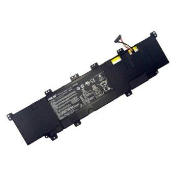Батерия (оригинална) за лаптоп Asus, съвместима с ASUS X502/ASUS X502C/ASUS X502CA, 7.4V, 5136mAh image