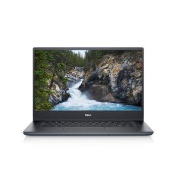 """Лаптоп Dell Vostro 5490 (N4106VN5490EMEA01_2005)(сив), четириядрен Comet Lake Intel Core i5-10210U 1.6/4.2 GHz, 14"""" (35.56 cm) Full HD Anti-Glare LED-Backlit Display, (HDMI), 8GB DDR4, 256GB SSD, 1x USB 3.1 Type C, Windows 10 Pro, 1.49 kg image"""