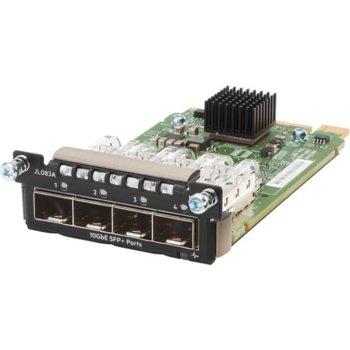 SFP+ модул HPE 3810M за суич Aruba 3810 Switch, 4x 100M/1G/10G SFP+ порта, image
