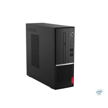 Настолен компютър Lenovo V530s SFF (11BM001TBL/3), четириядрен Coffee Lake Intel Core i3-9100 3.6/4.2 GHz, 4GB DDR4, 1TB HDD, 2x USB 3.1, клавиатура и мишка, Windows 10 Pro image