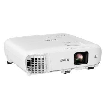 Проектор Epson EB-2247U, 3LCD, WUXGA(1920x1200), 15 000:1, 4200lm, 2x HDMI, 2x VGA, LAN, USB A, USB Type B, RS232C image