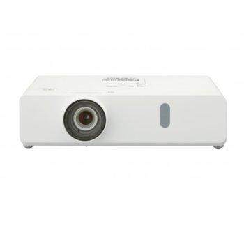 Проектор Panasonic PT-VW360EJ, 3LCD, WXGA (1280 x 800), 20,000:1, 4000 lm, HDMI, D-sub, RJ-45, USB image