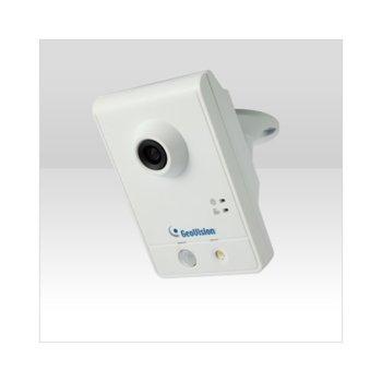 IP камера GeoVision GV-CA120, 1.3Mpx, WDR Advanced Cube, 3.35мм обектив, PoE, H.264 image