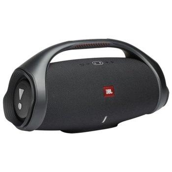 Тонколона JBL Boombox 2, 2.0, 80W RMS, безжична, Bluetooth 5.1/AUX, черна, IPX7, 10 000 mAh капацитет на батерията image