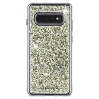 CaseMate Twinkle for Galaxy S10+ CM038574 white product