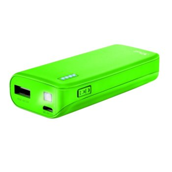 TRUST Primo Power Bank 4400 22058 Neon Green product