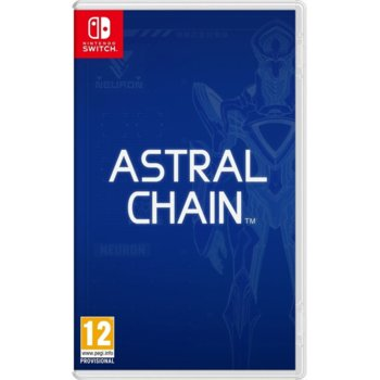 Игра за конзола ASTRAL CHAIN, за Nintendo Switch image