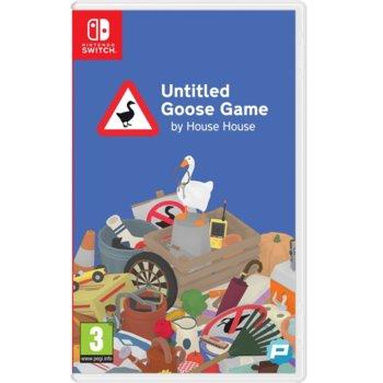 Игра за конзола Untitled Goose Game, за Nintendo Switch image