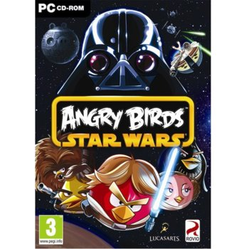 Angry Birds Star Wars, за PC product